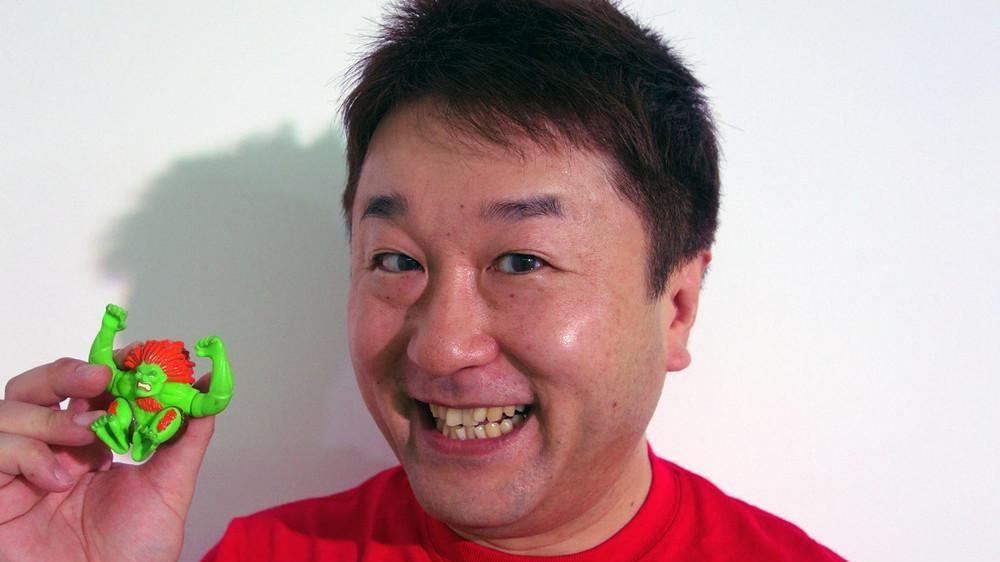 Meeting Yoshinori Ono, the Man Who Brought Street Fighter ...