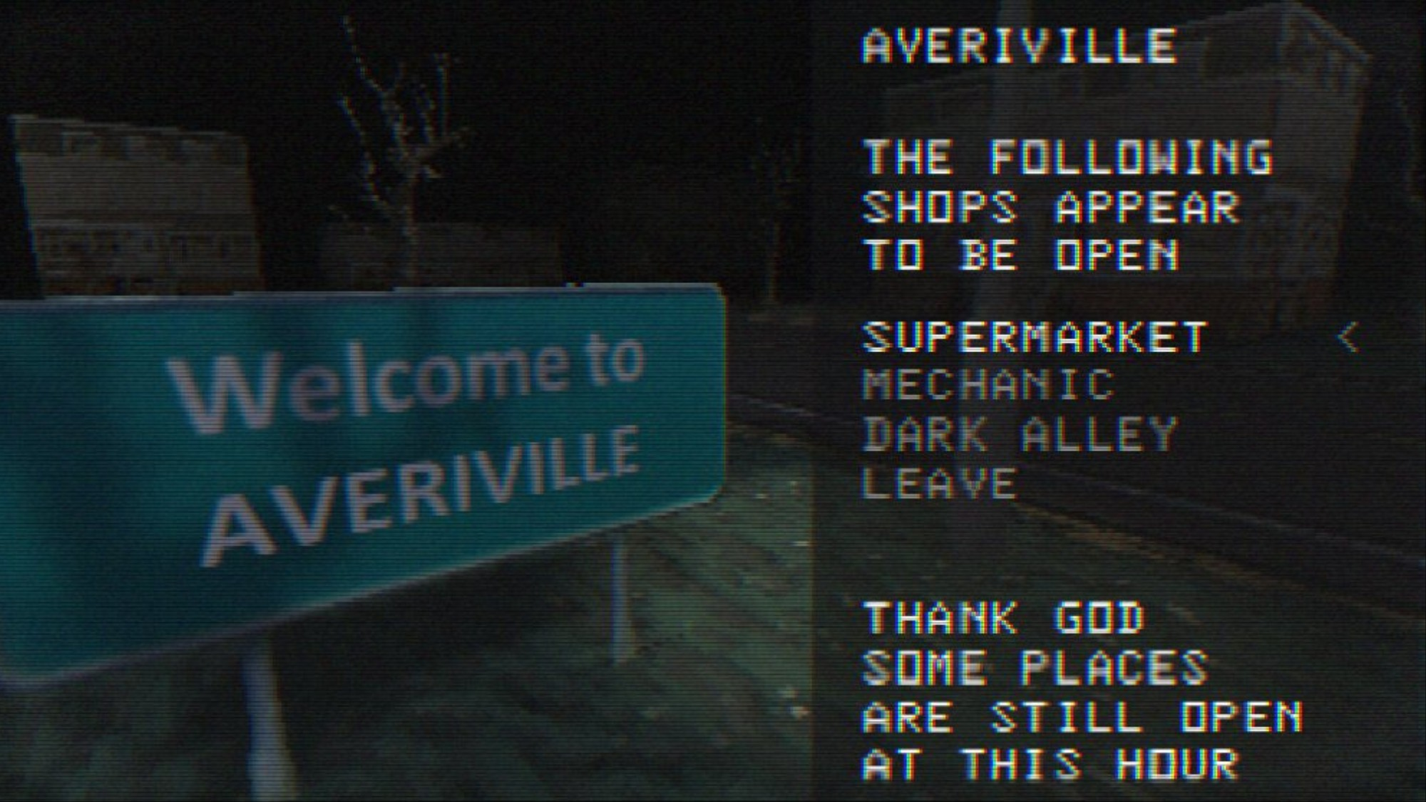 One Night, Ten Terrifying Titles: A Horror Gaming Marathon - VICE