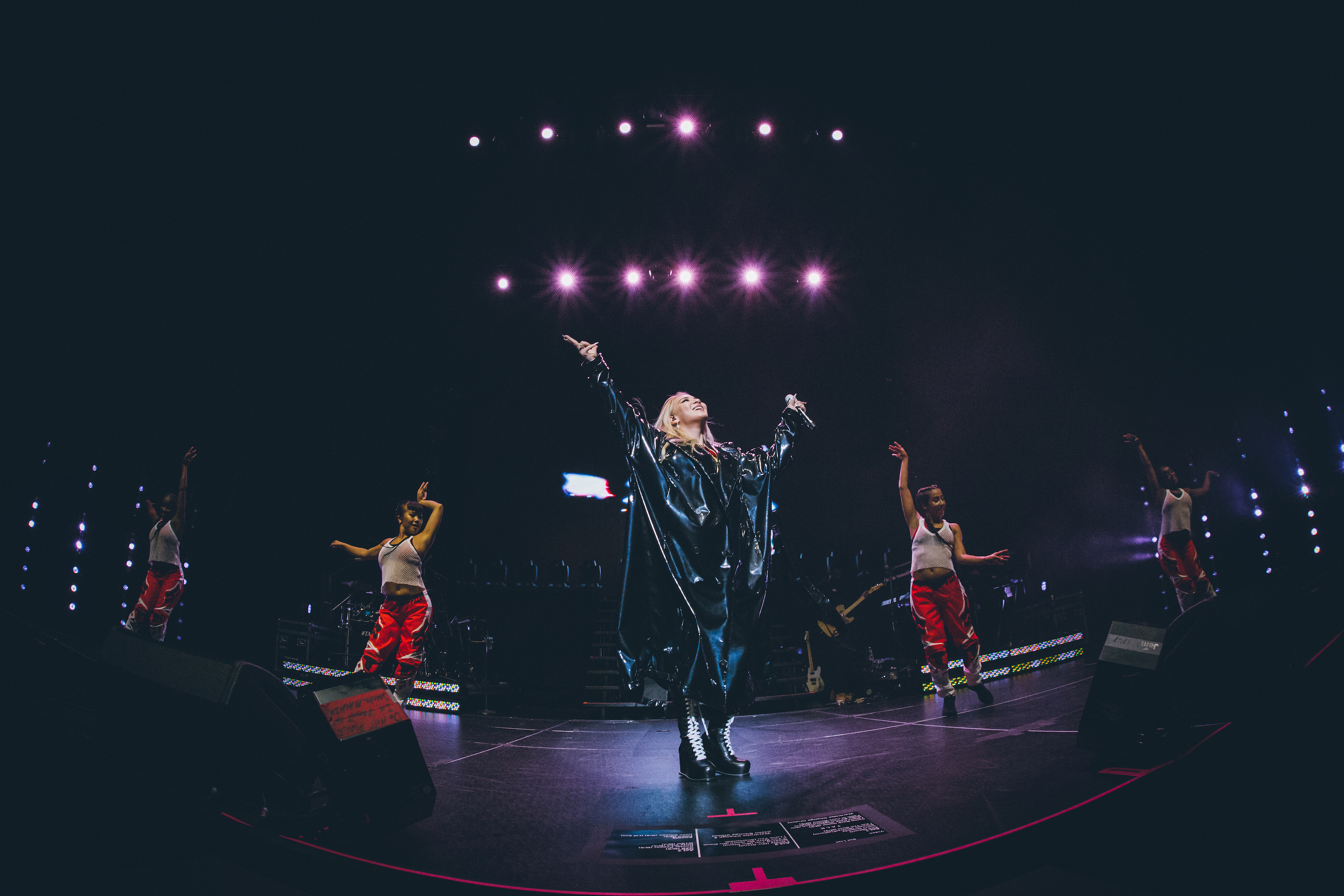 K-Pop Star CL's New York Extravaganza Contacted the Ghosts of ...