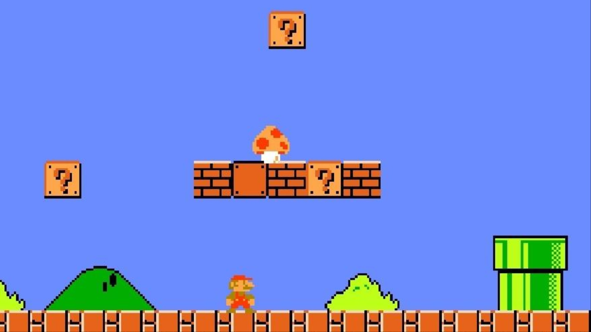 Super Mario Bros ' Taught Me to Be the Best, and More