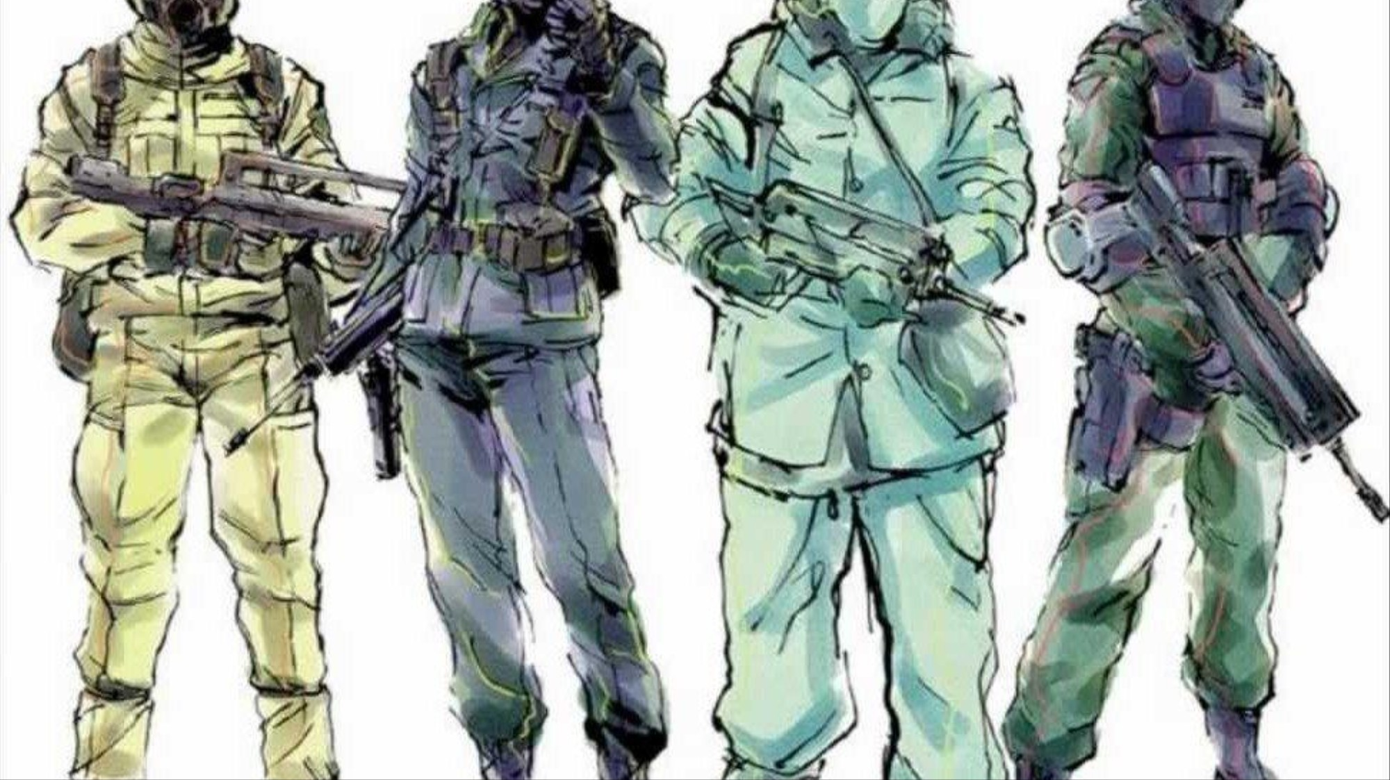 I Asked a Biological Weapons Expert How Far-Fetched Metal Gear