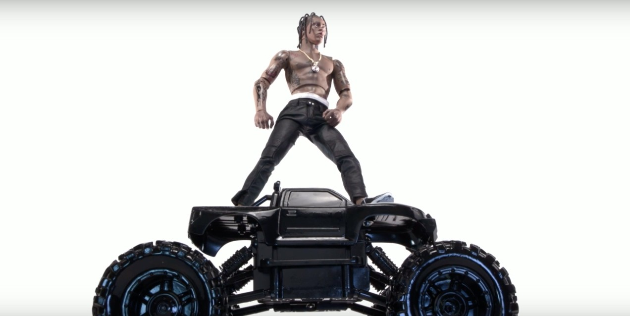 14 Months Later Here S Travis Scott S 90210 Video Which
