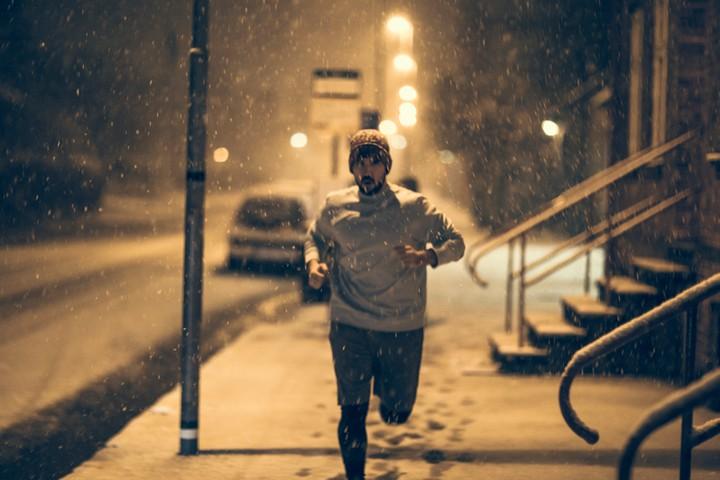 In Defense of Running