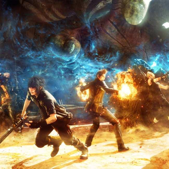 Final Fantasy XV Has Some Big Problems