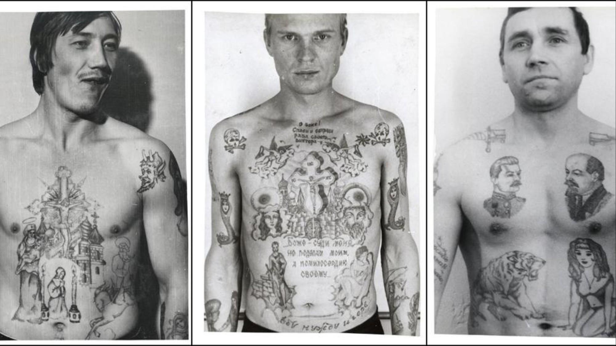 Foto Enciklopedija Tetovaža Iz Ruskih Zatvora Vice