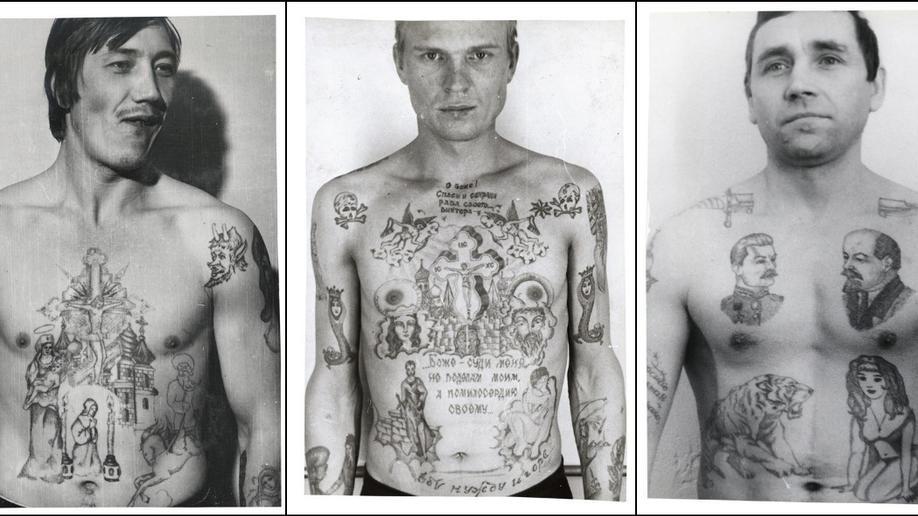 tattoos Russisch fantasie