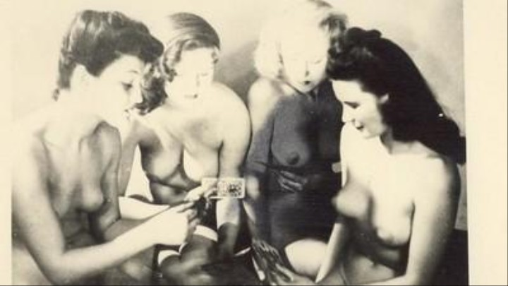 Erotic Vintage Photographs from Serbia