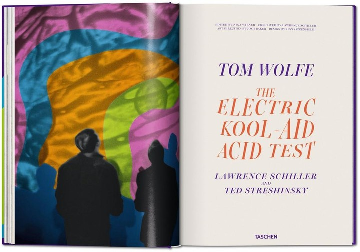 """The Photographer Who Inspired """"The Electric Kool-Aid Acid Test"""""""