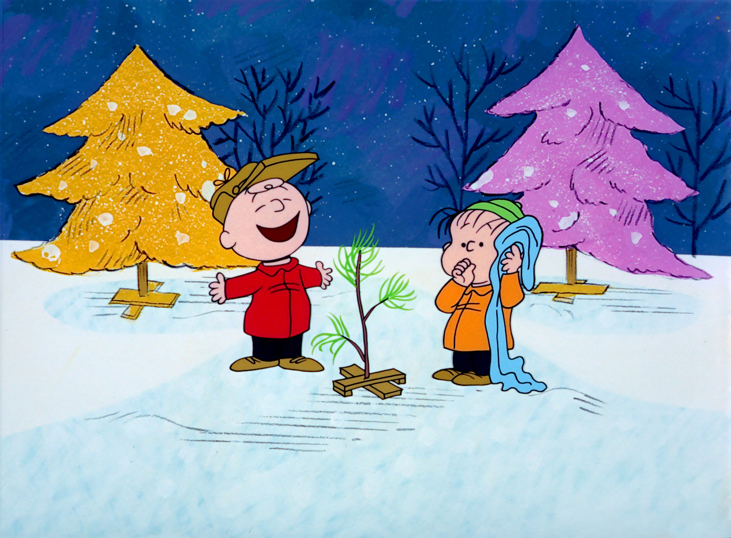 how the vince guaraldi trios a charlie brown christmas became the soundtrack of the holidays noisey - Peanuts Christmas Special