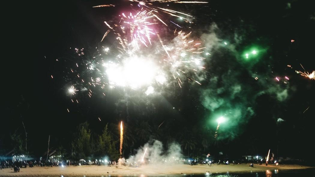 New Year's Eve Party Ideas, Family Style Happy Holidays.