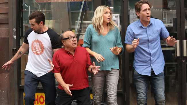 always sunny in philadelphia the gang gets trapped