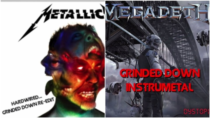 Listen to Joel Grind's All Killer, No Filler Versions of the New Metallica and Megadeth Albums - VICE