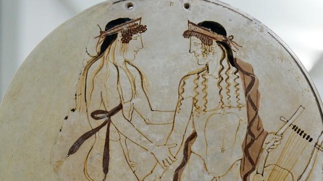 Οι Αρχαίοι Έλληνες Έκαναν Καλύτερο Σεξ από Εσένα
