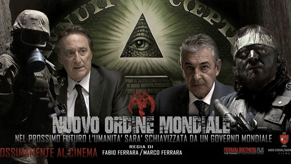 Risultati immagini per nuovo ordine mondiale poster