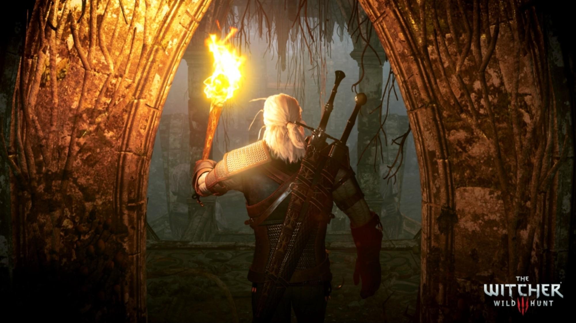 How Reading an Original Witcher Story Made a Modern Quest