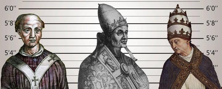 Alcuni papi che erano molto peggio di Young Pope