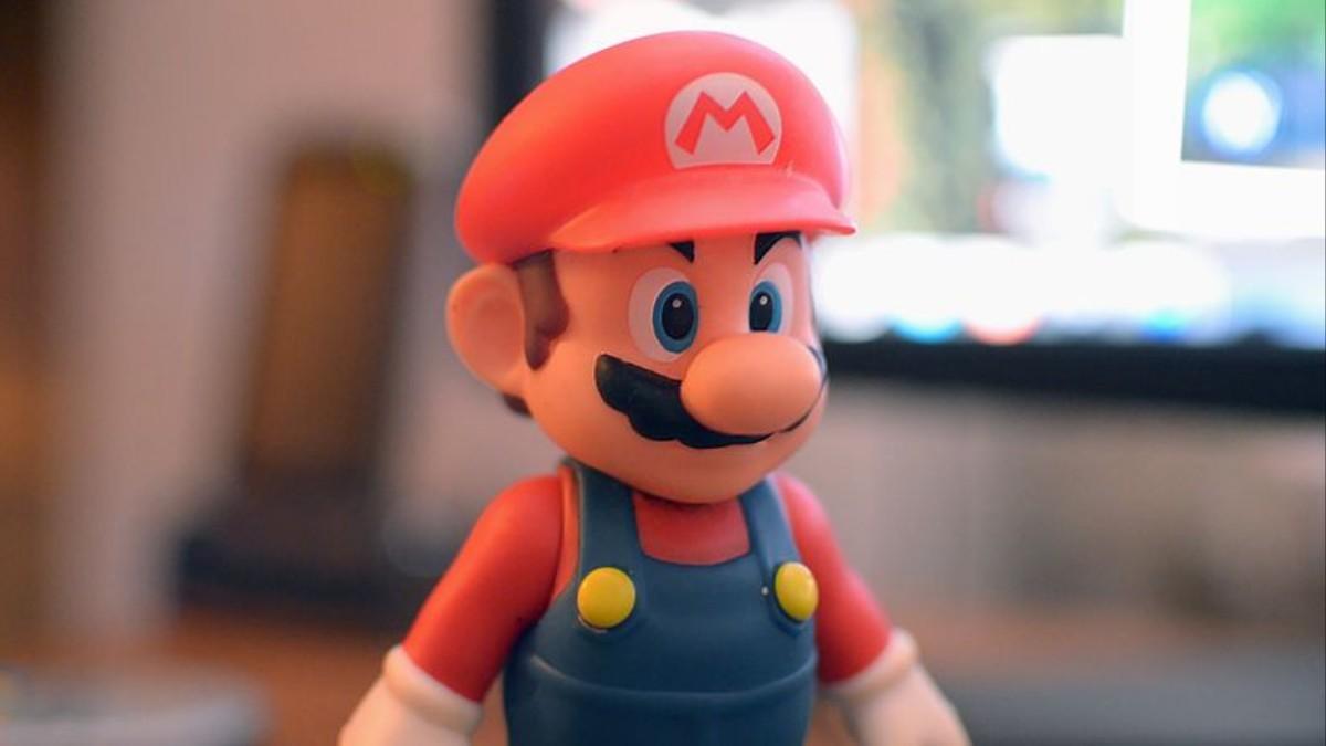 Super Mario Si Tukang Ledeng Kesohor Ternyata Bukan