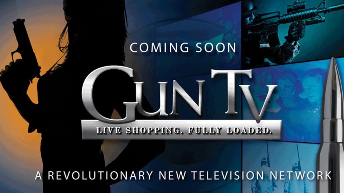 La gloire de gun tv la seule cha ne de t l vision for Salon des armes a feu