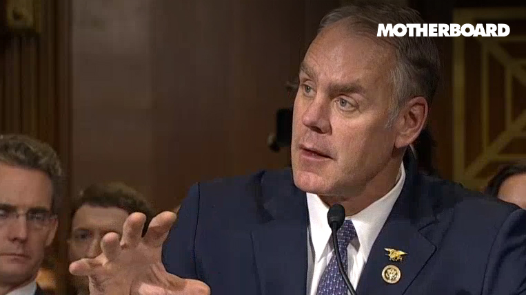 Trump S Interior Pick Wants To Save Public Lands By Drilling On Them Thinking Port