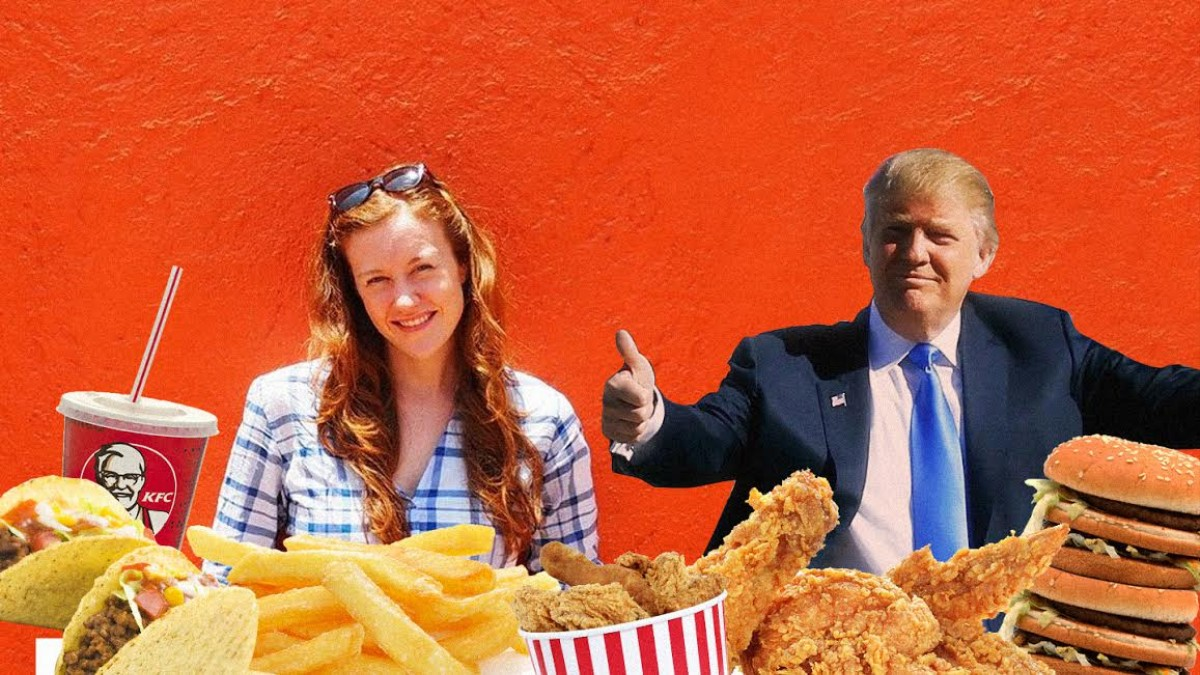 We Made Our Health Editor Eat Like Trump for a Week and ...