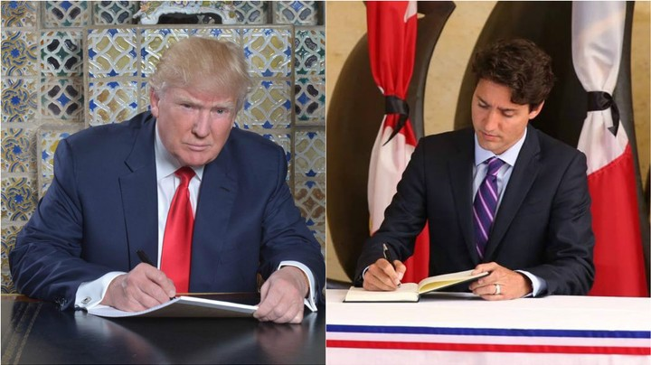 Justin Trudeau and Donald Trump Are Going to Be Hilariously, Dangerously Mismatched Neighbors - VICE