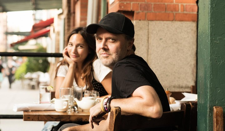 das erste date mit lars ulrich von metallica noisey. Black Bedroom Furniture Sets. Home Design Ideas