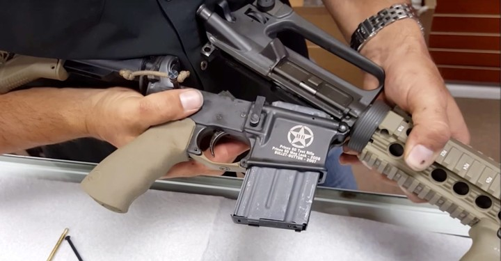 How California Gun Owners Are Getting Around a New Assault Weapons Ban