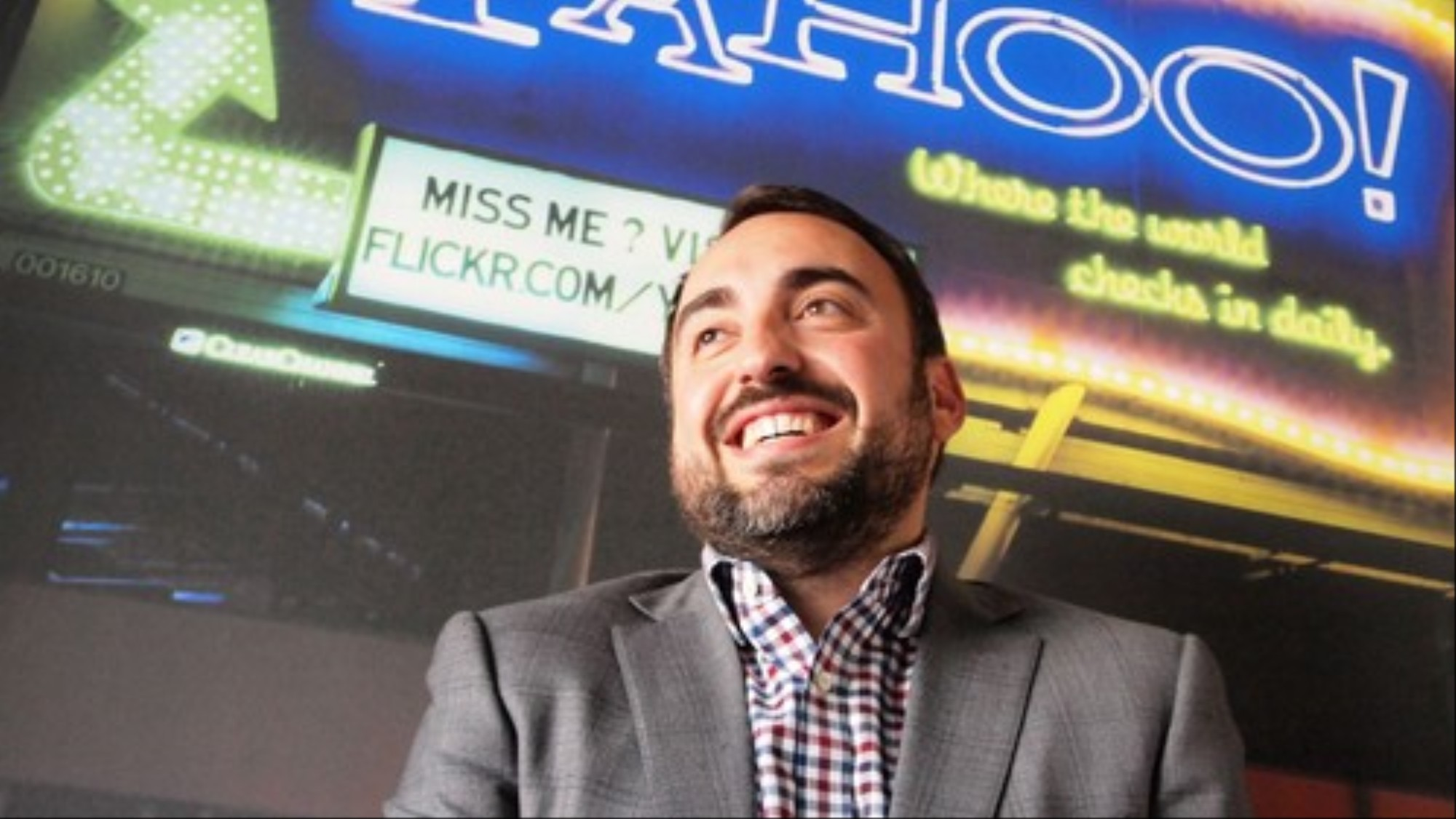 Paranoid-in-Chief: Yahoo's Alex Stamos Wants to Secure the