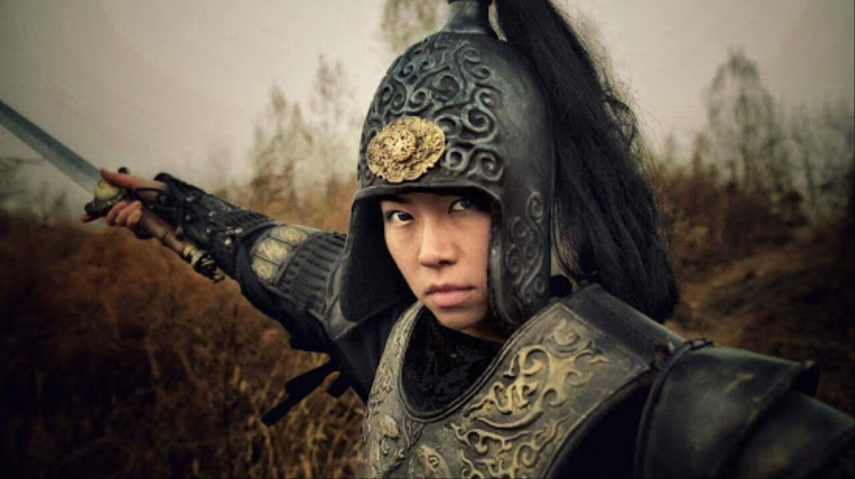 mulan the legend of a woman warrior