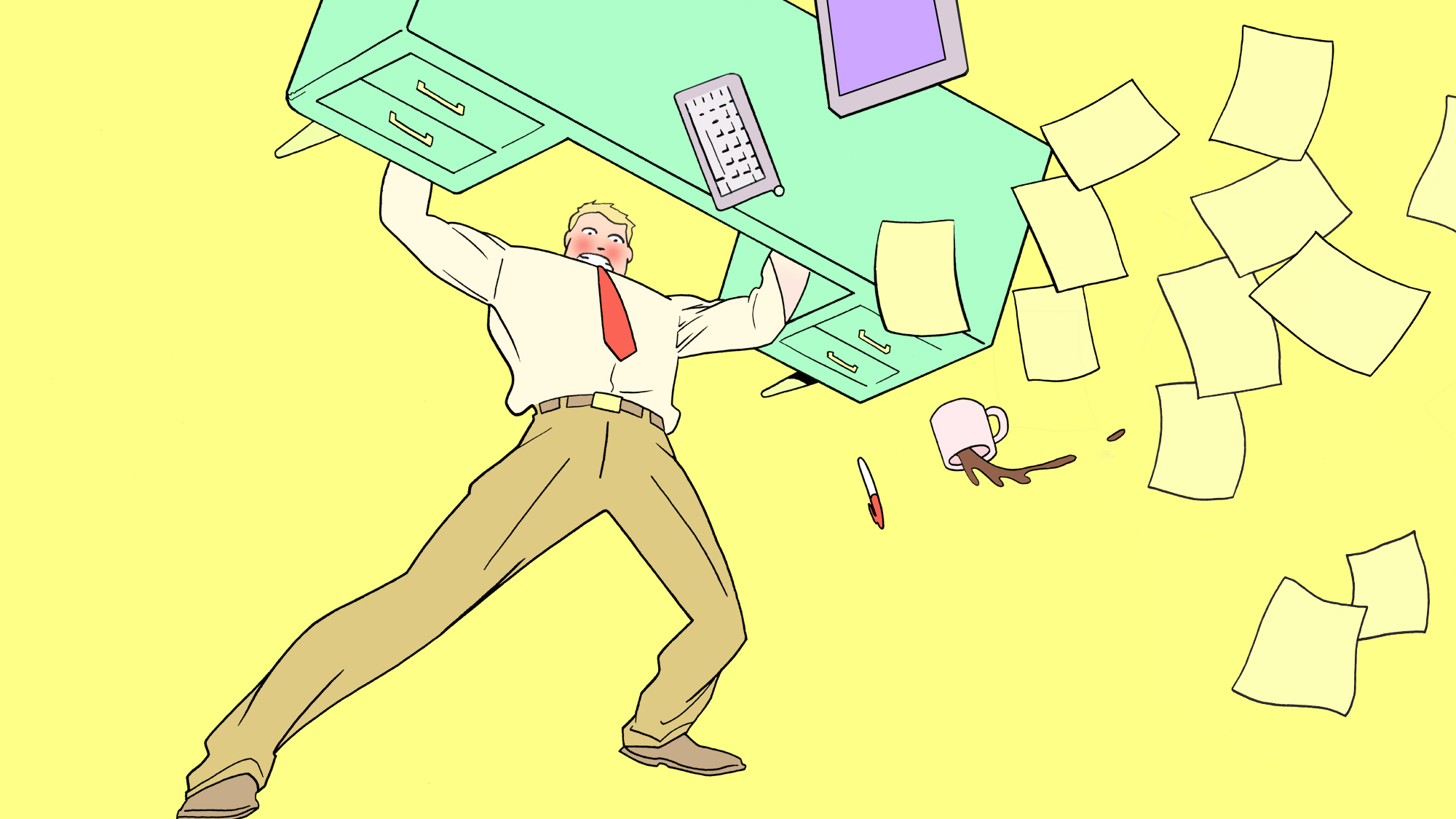 the scientific and personal benefits of quitting your job vice