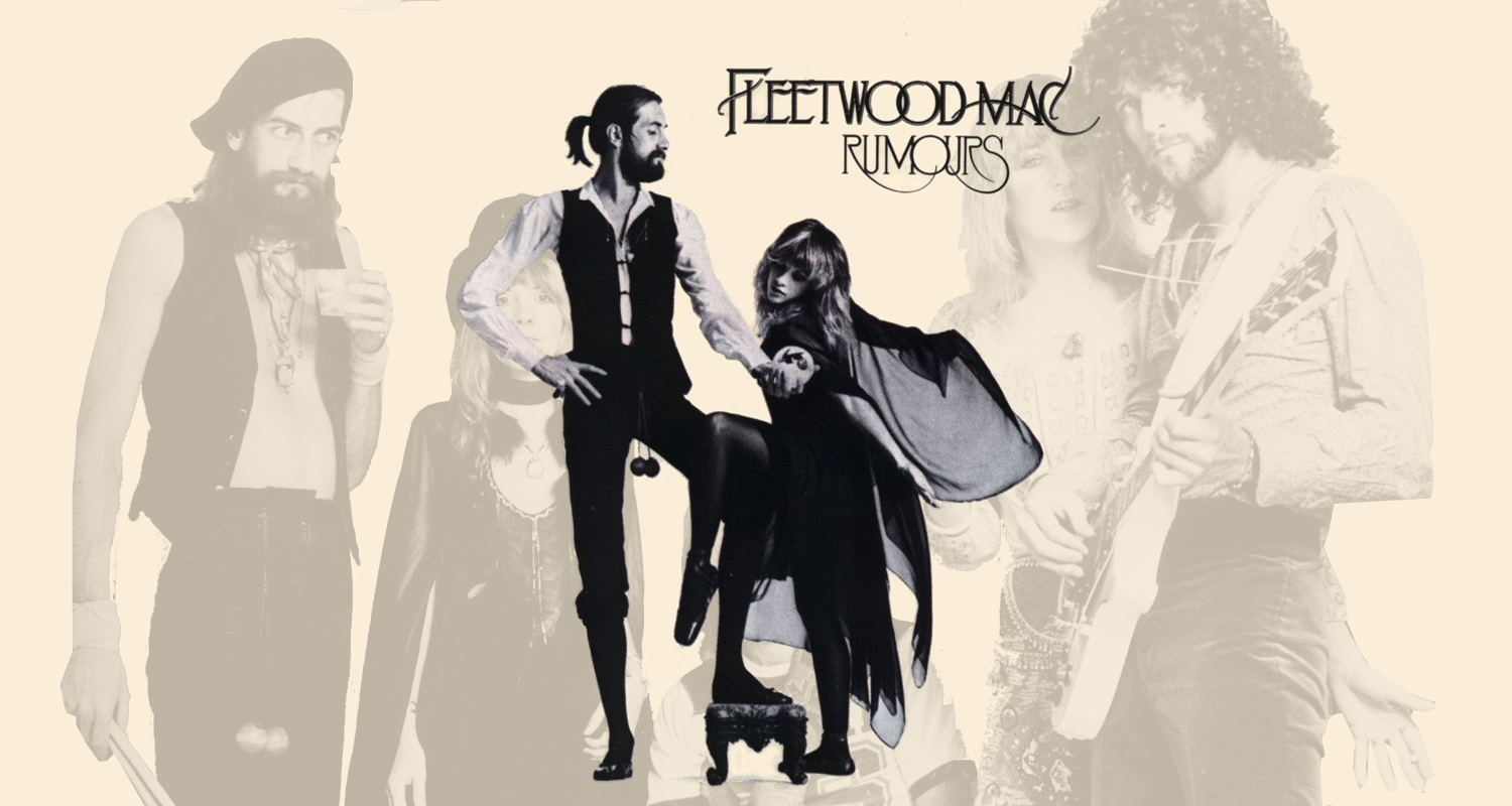 fleetwood mac rumours double vinyl