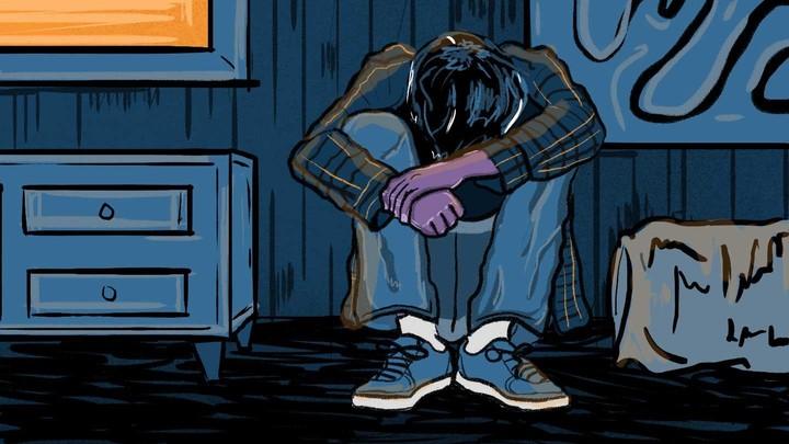 La depressione ti ruba prima l'anima, poi gli amici