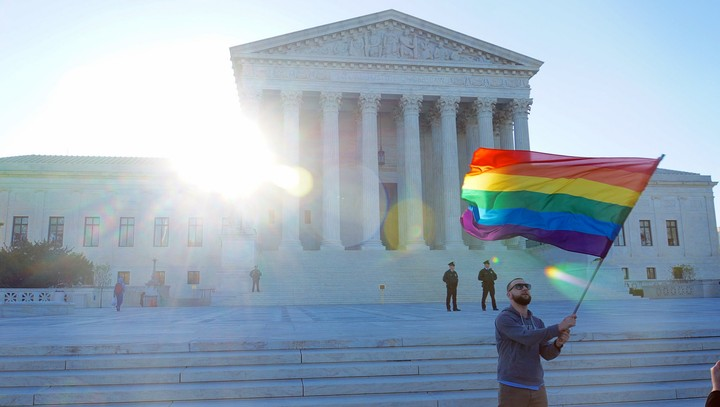 How Neil Gorsuch Could Help Decide the Future of LGBTQ Civil Rights