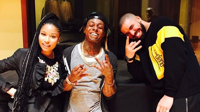 Important Questions Raised by These Photos of Drake, Nicki Minaj, and Lil Wayne