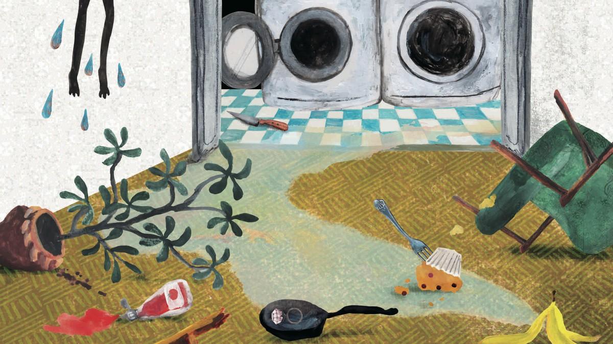 Waschtag\' – Ein Auszug aus dem Roman \
