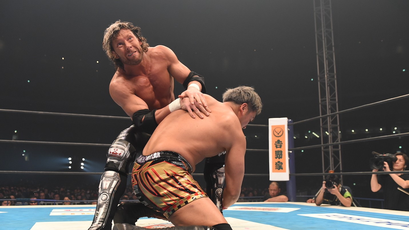 wrestling vice