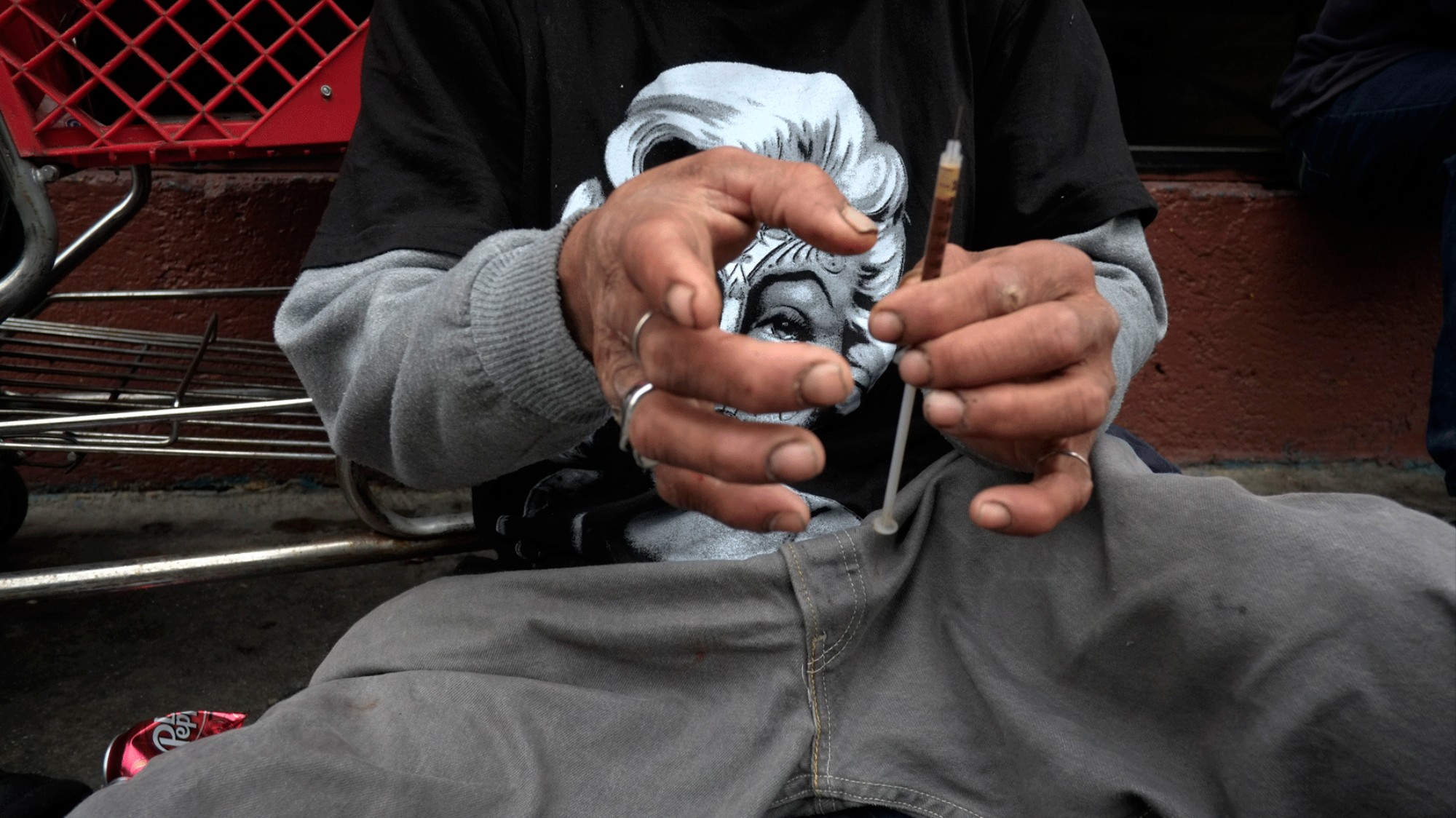 Exclusive: This Is What's Happening in Britain's Drug Scene Right