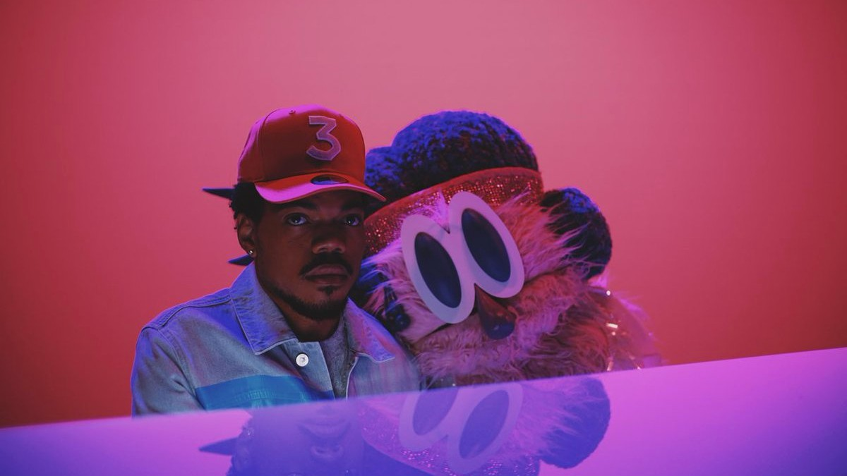 Coloring book tracklist chance the rapper - It S Just Chance The Rapper A Puppet And The Piano In The Beautiful New Video For Same Drugs Noisey