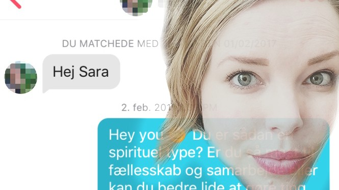 tinder match chatroulette danmark