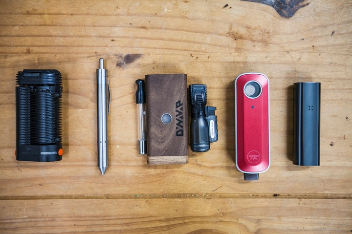 We Tested Some of the Best Weed Vapes on the Market