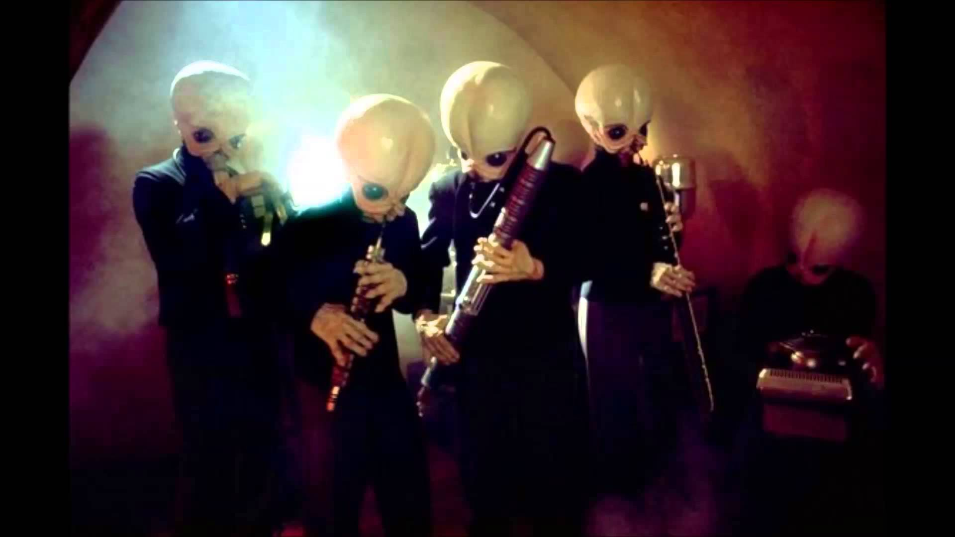 Australians Enjoyed Banging To The Star Wars Cantina Band More Than Anything Else Last Year