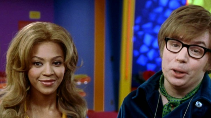 How Often Do You Think Beyoncé Regrets Being in 'Goldmember'?