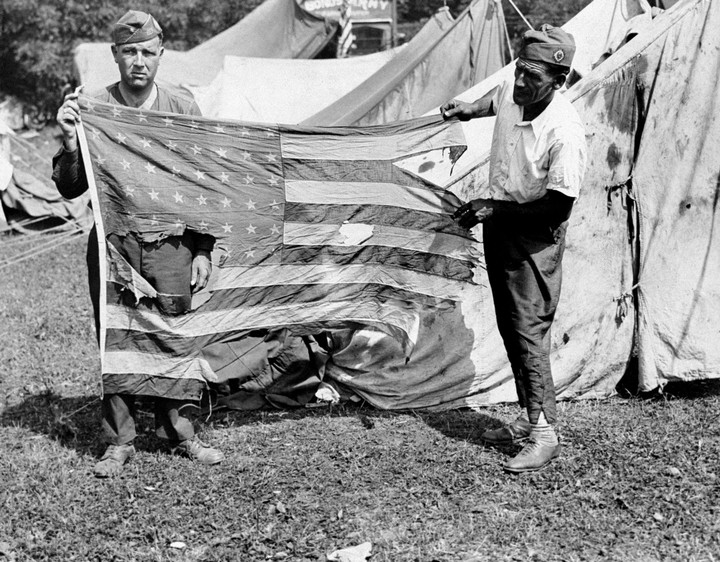 America Has Been Screwing Over Its Veterans Since the Revolutionary War