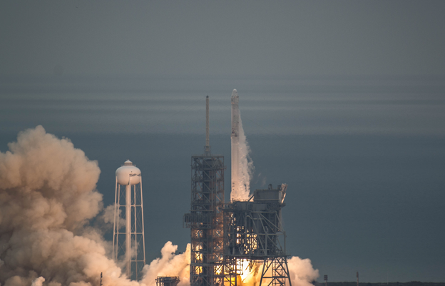 SpaceX Is Finally on Its Way Back to the ISS After Historic Launch