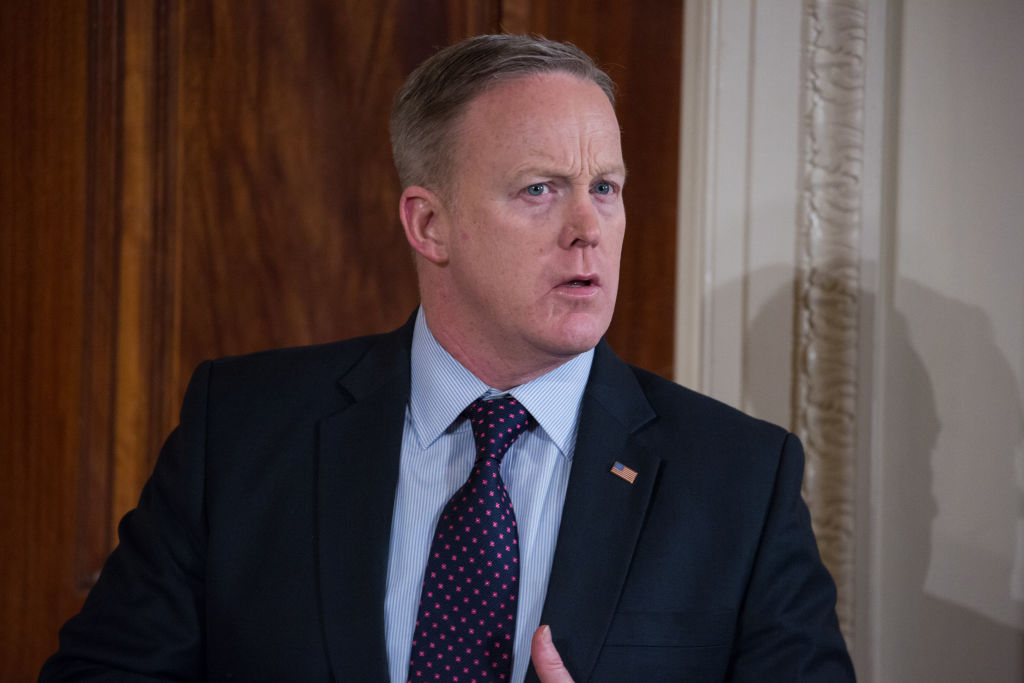 No, Sean Spicer, the Opioid Crisis Didn't Come from People Smoking Weed - Tonic