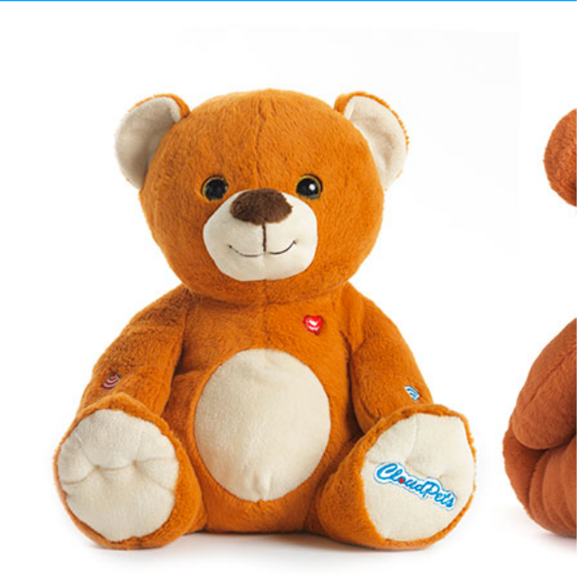 e037b834f74 Internet of Things Teddy Bear Leaked 2 Million Parent and Kids Message  Recordings