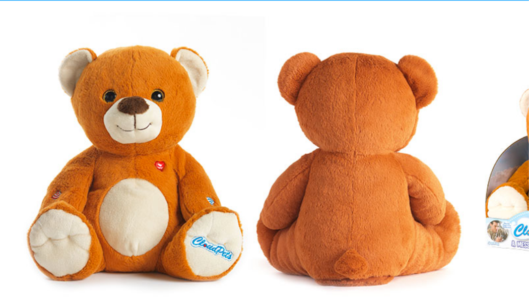 internet of things teddy bear leaked 2 million parent and kids
