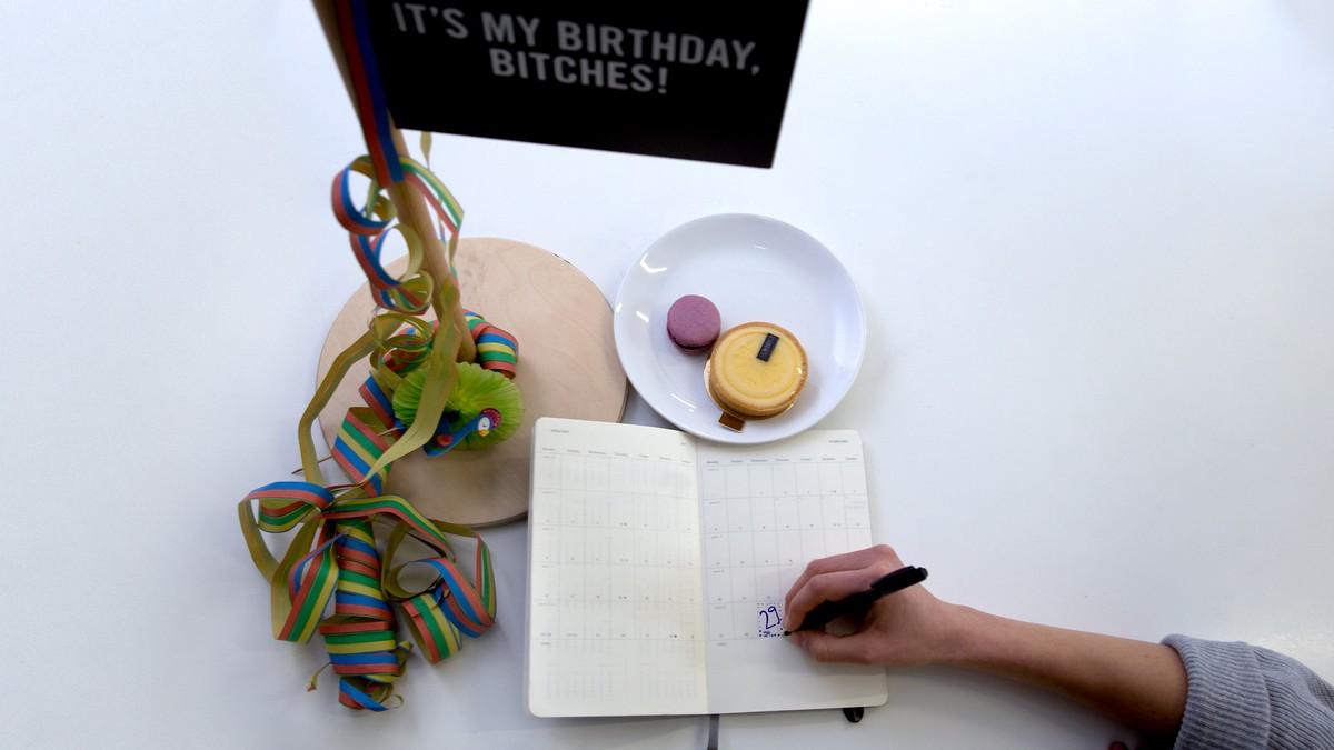 Ich Habe Heute Geburtstag