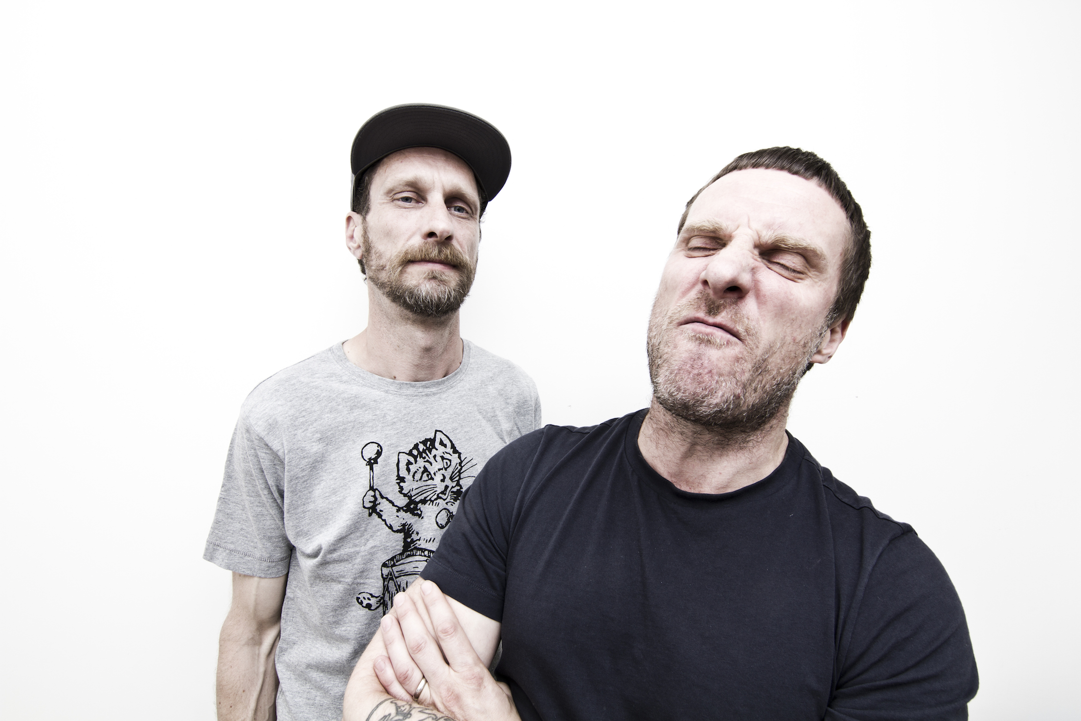Sleaford Mods And The Ballad Of Britain S Lost Rave Generation