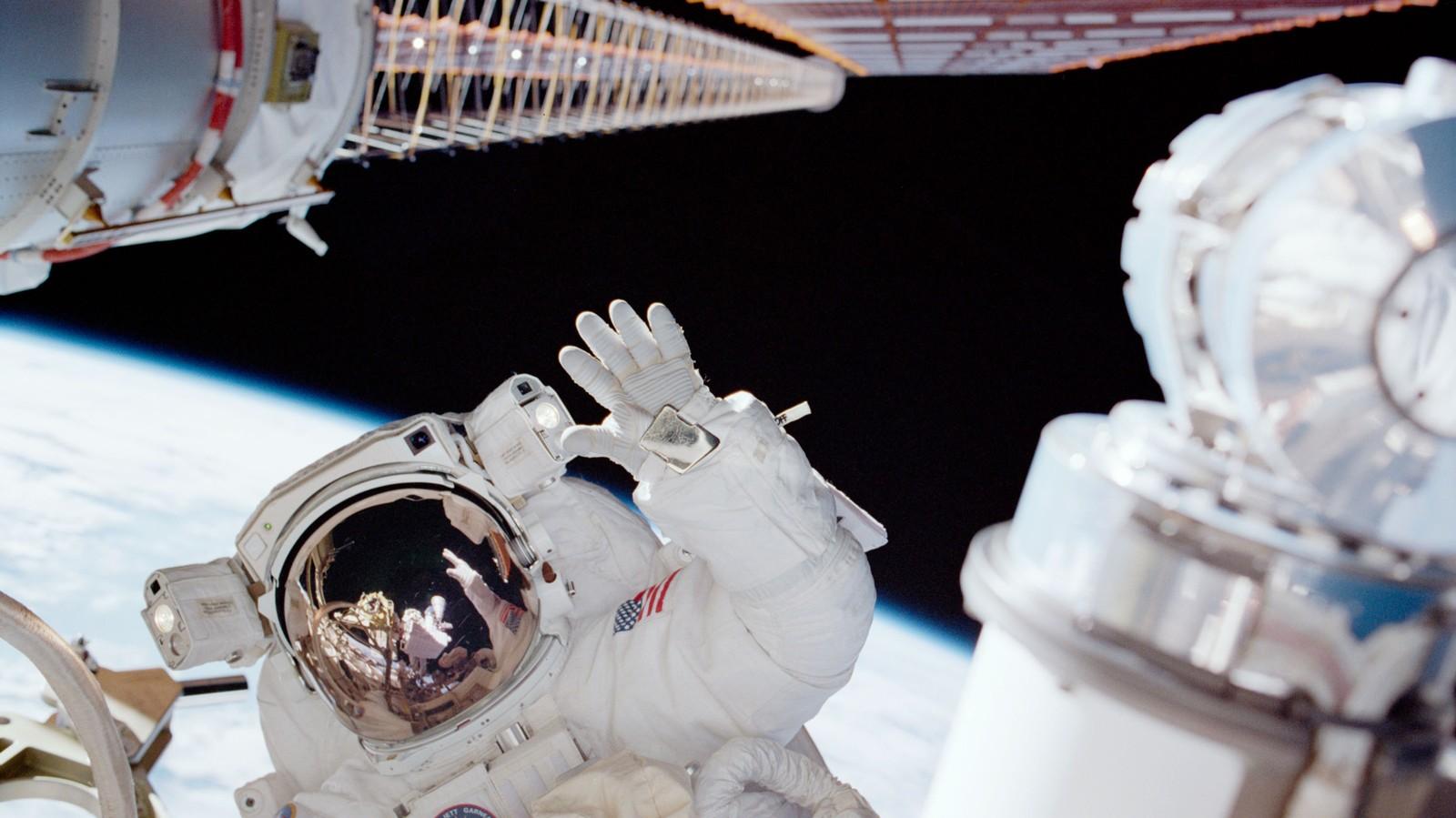 Why Astronauts Burn Their Dirty Underwear